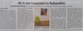 UrlaubRathausfletz Neuburg/Do.2017