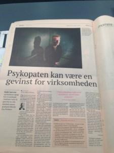 Börsen on Psychopaths in Management