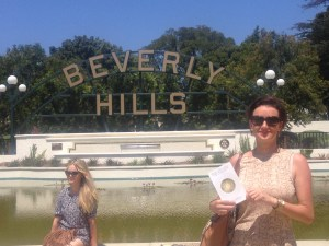 The Treasure in BeverlyHills