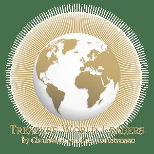 Logo Treasure World Leaders