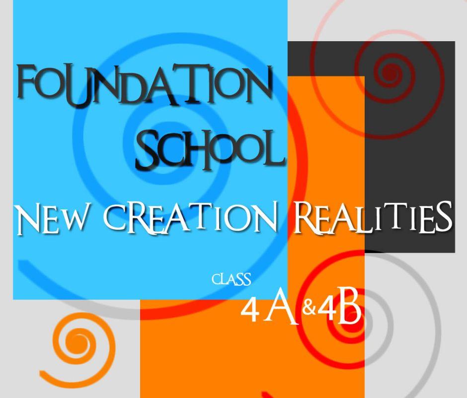 FOUNDATION SCHOOL CLASS 4