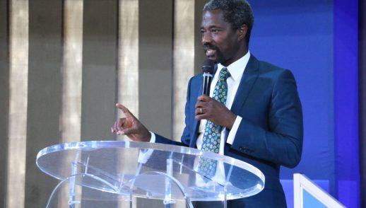 Pastor Earnest Omoleme