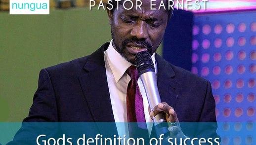 Gods definition of success