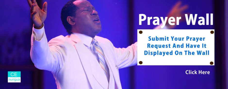 Prayer Network of Pastor Chris