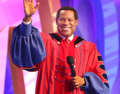 Pastor Chris in New Year Eve Service