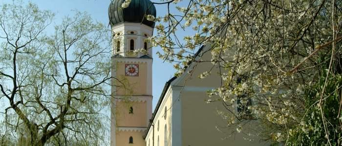 Bild der Kirche St. Magdalena