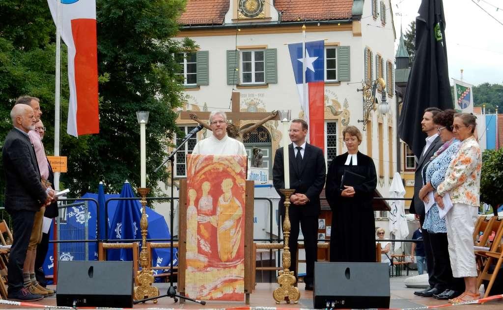 Altstadtfestgottesdienst 2017