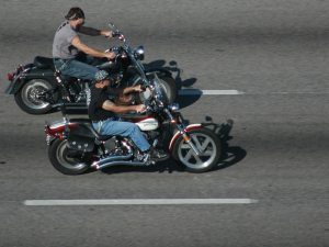 motorcycle lanes