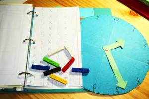 Math manipulatives for school
