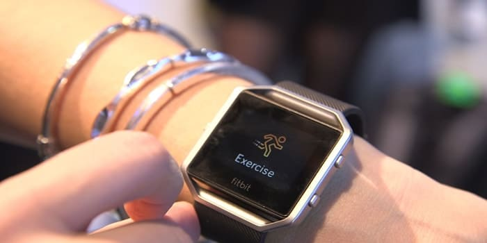fitness trackers are a growing trend