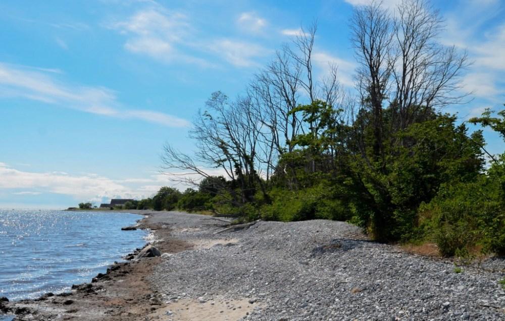 Strand i Smygehamn