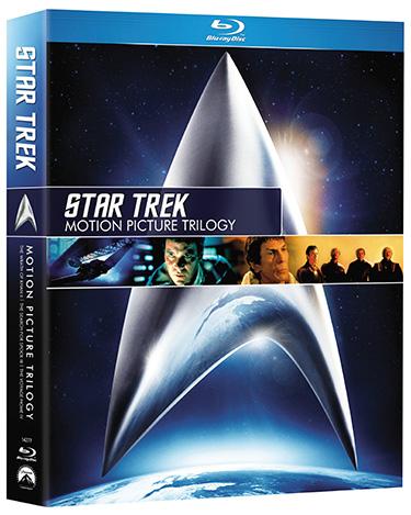 Star Trek 11 TieIns - Trilogy DVD