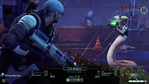 Screenshot from Firaxis Games' X-Com 2.