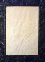 Imitation marbre de Carrare