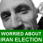 Worried about #iranelection