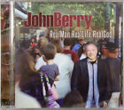 John Berry Real Man Real Life Real God NEW CD Christian Country Southern Gospel