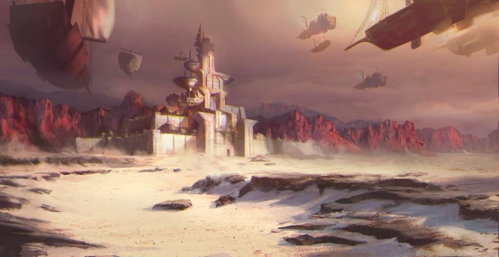 Eod, City of Wonders