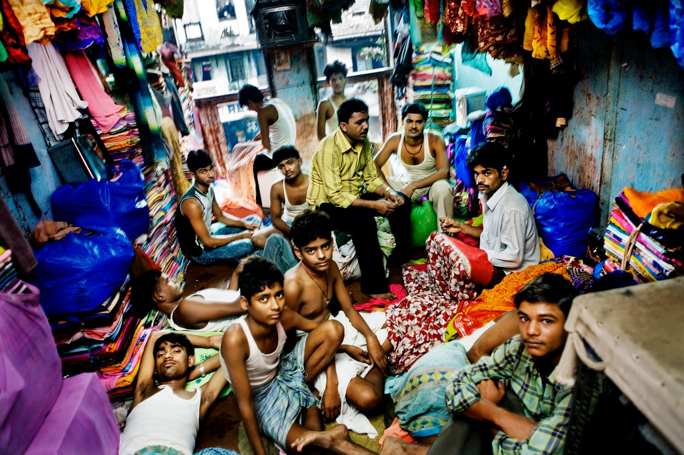 According to one estimate, more than 20 per cent of India's economy is dependent on children, the equivalent of 55 million youngsters under 14 years of age. The key thing India has to offer the global economy is some of the world's cheapest labour.