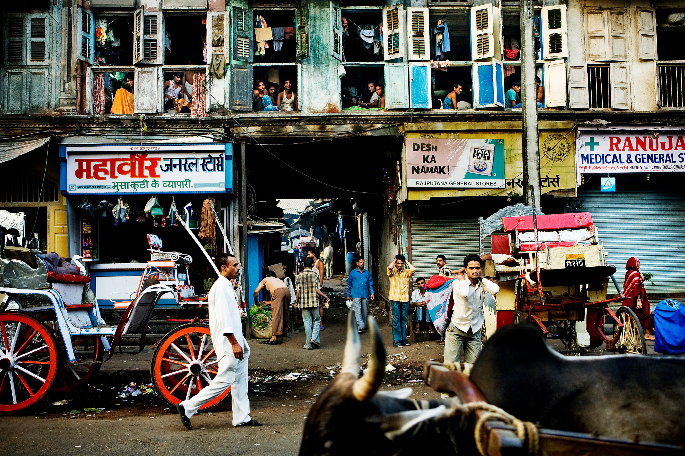 Despite the explosion of consumerism and capitalism in India's booming cities, more than half of all Indians still live in rural areas. Globalisation has brought tremendous changes in India and, for some, tremendous rewards.