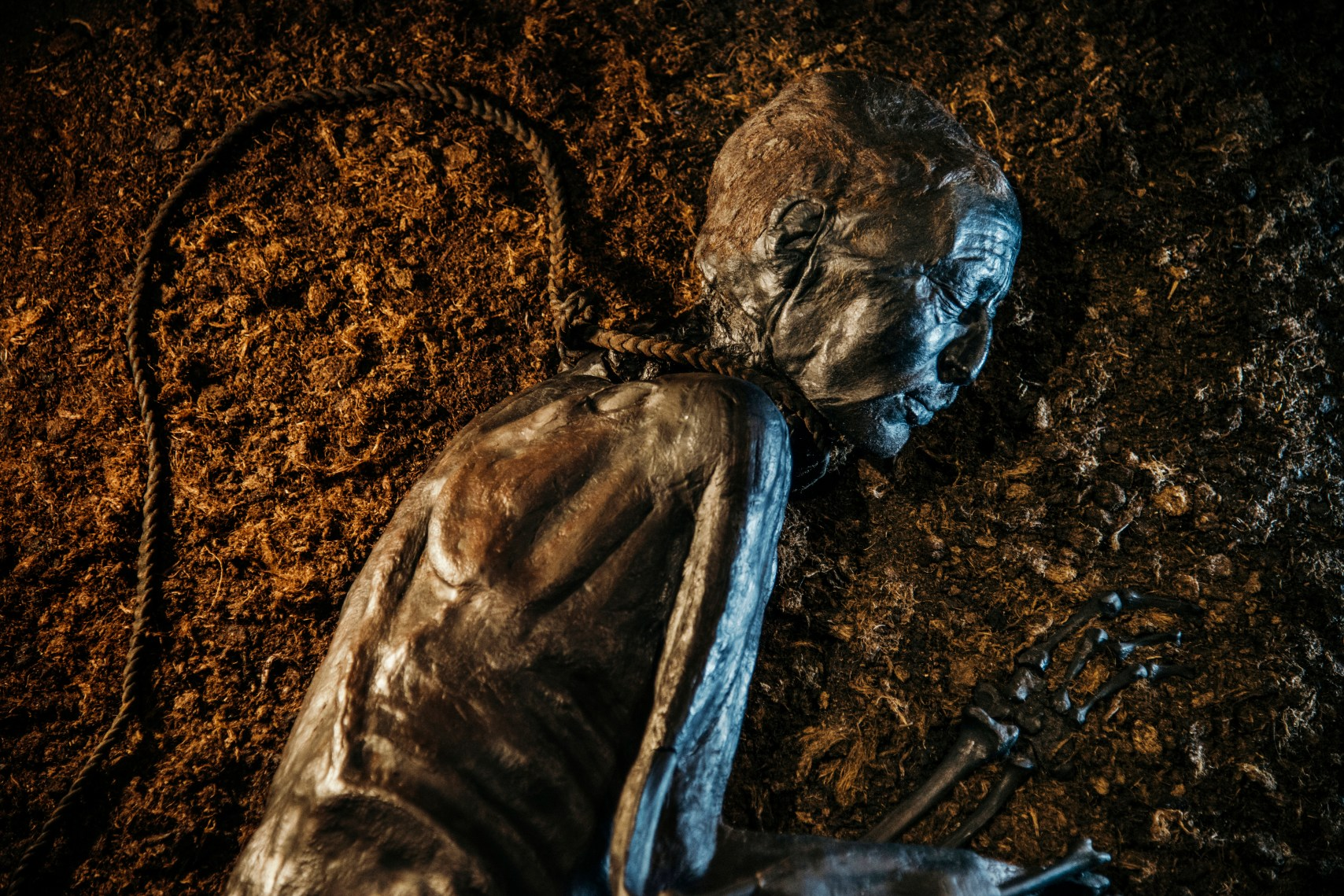 Bog Bodies story for The Smithsonian magazine