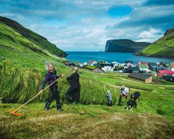 Tjørnuvík, Faroe Islands