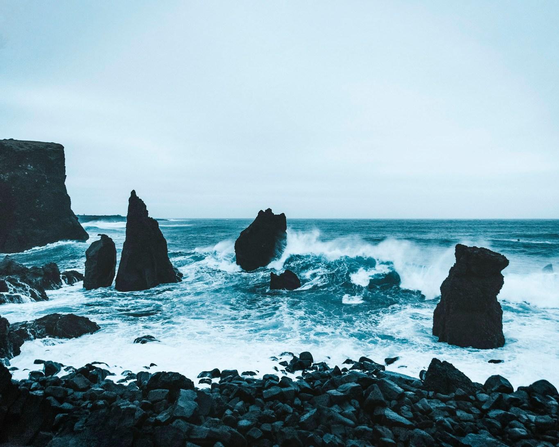 Reykjanesviti, Iceland