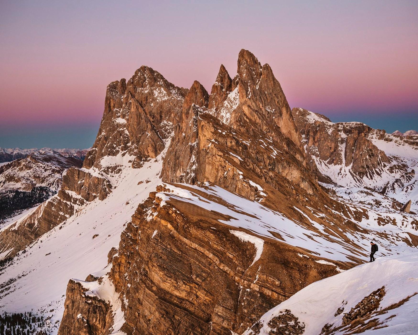 Seceda, Dolomites