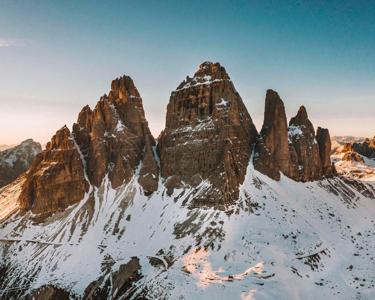 Tre Cime di Lavaredo, Dolomites
