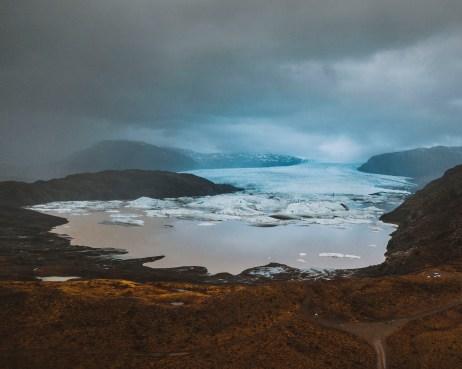 Vatnajökull National Park, Iceland