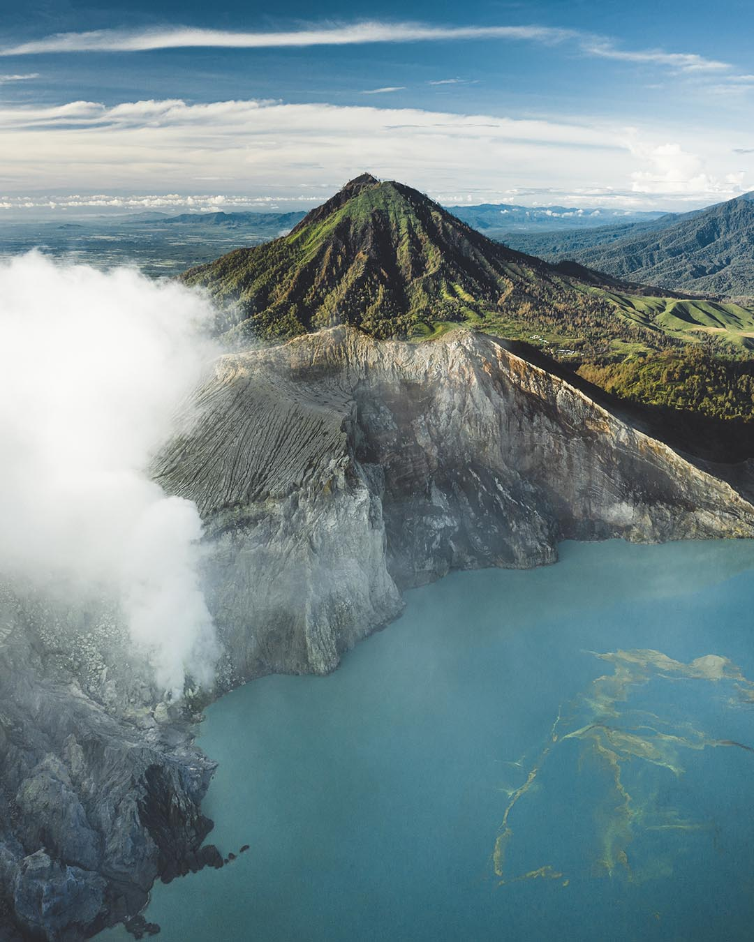 Ijen Crater, East Java