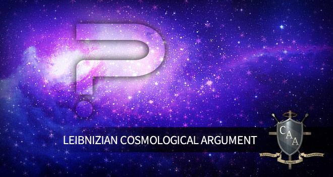 Leibnizian-Cosmological-Argument