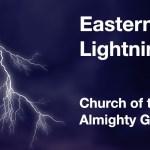 Beware of 'Eastern Lightning'