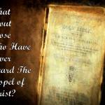 Does God Save Those Who Never Heard Of Jesus Christ?