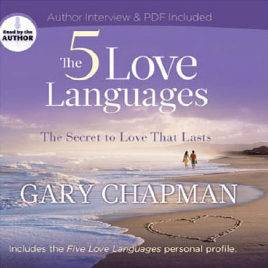 The Five Languages Of Love Free Download