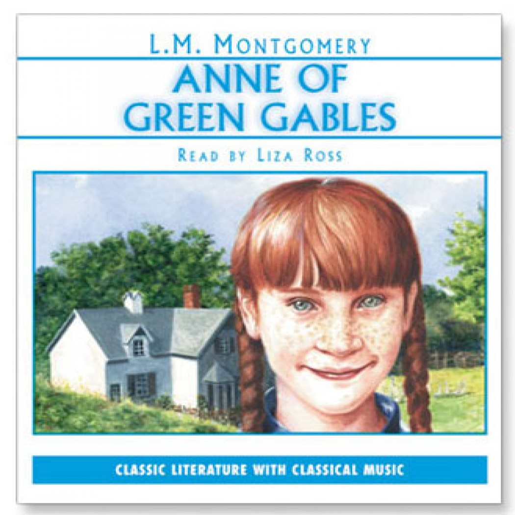 Anne Of Green Gables By L M Montgomery Audiobook Download
