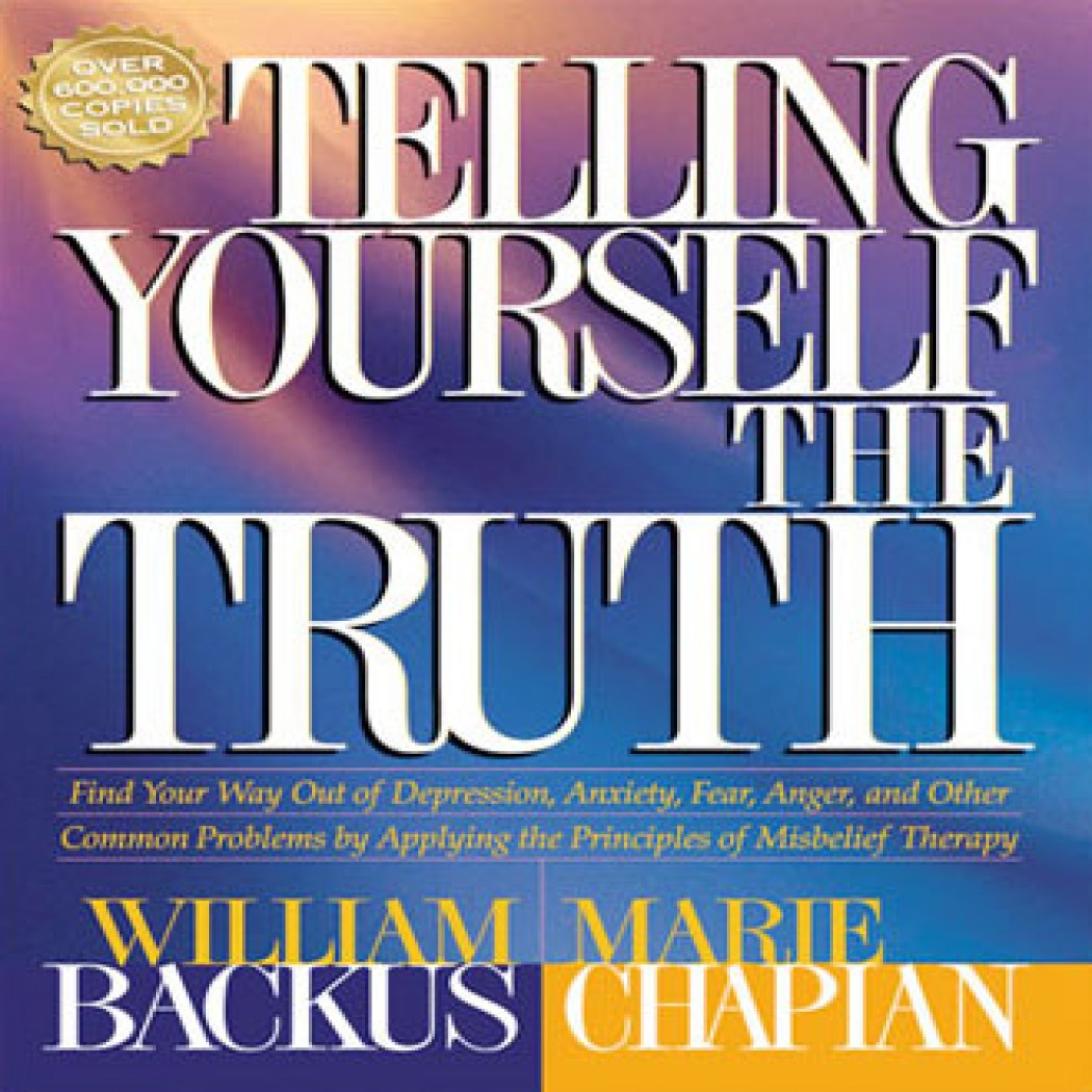 Telling Yourself The Truth By William Backus Amp Marie