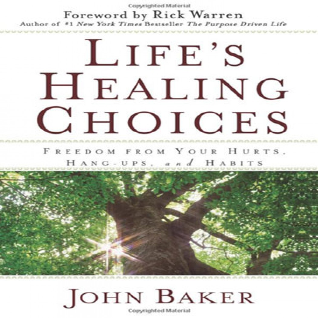 Life S Healing Choices By John Baker Audiobook Download