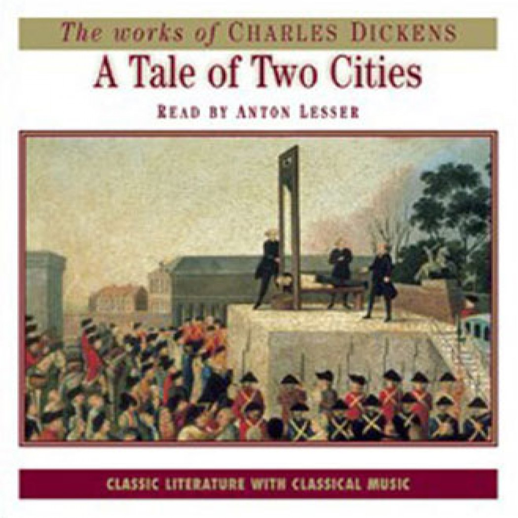 A Tale Of Two Cities By Charles Dickens Audiobook Download