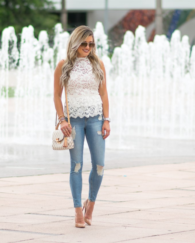 topshop jamie super ripped denim