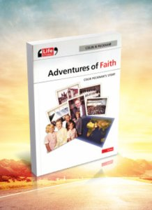 Adventures in Faith by Colin Peckham