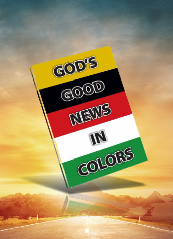 Gods Good News In colors Tract