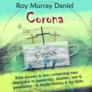 Corona and the Cross Audio Book Cover
