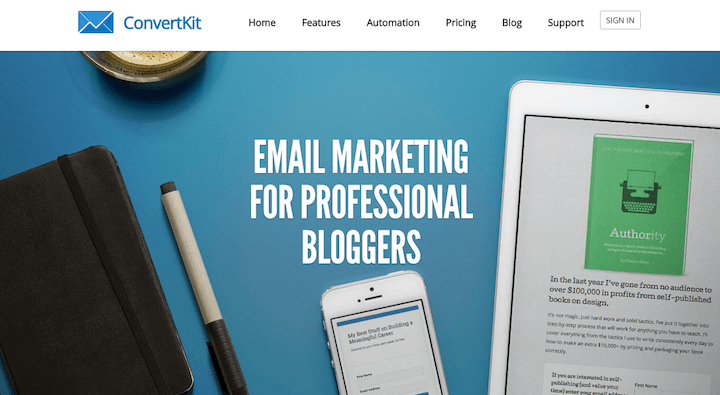 E-Mail-Marketing mit ConvertKit – Bye Bye MailChimp & GetResponse