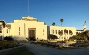 September 1st, 2016: City Hall, Santa Monica, CA