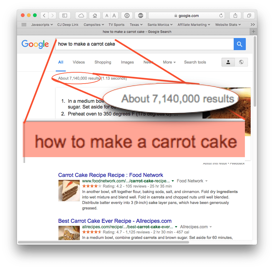 search results for how to