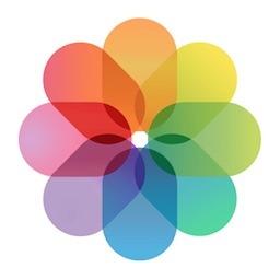 iOS 10 Photos app icon