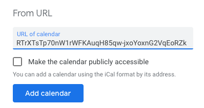 Adding a calendar to Google Calendar, via URL