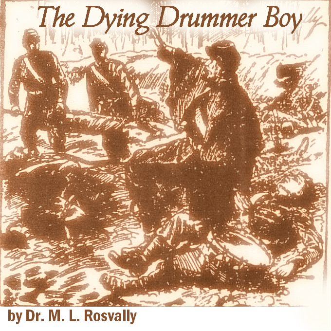 The Dying Drummer Boy Charlie Coulson