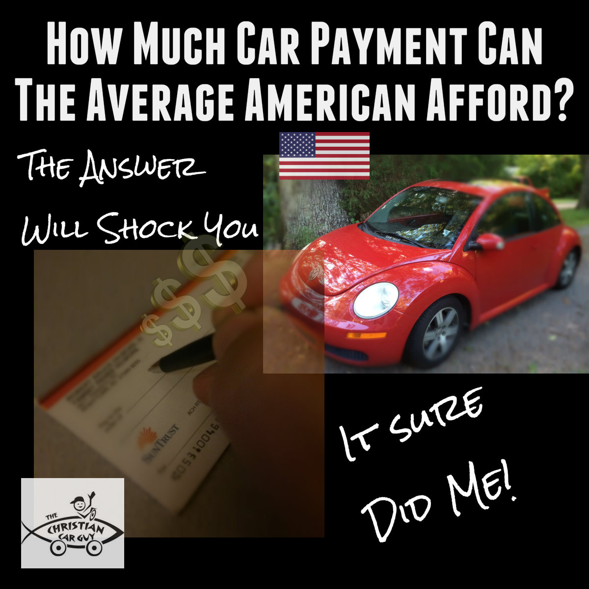 Average American Car Payment