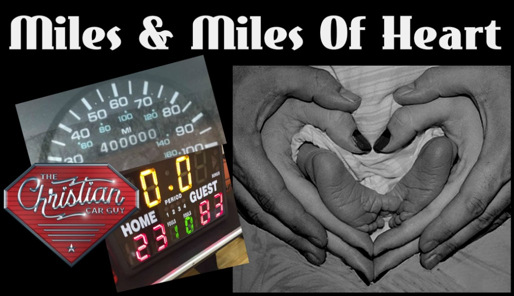 Miles And Miles Of Heart